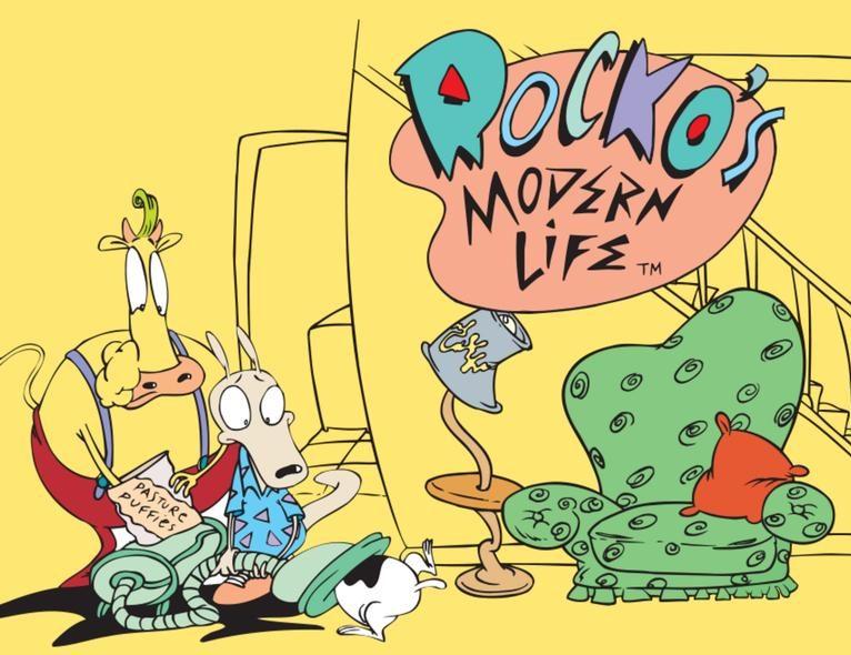 """Qué sabemos sobre el regreso de """"La Vida Moderna de Rocko"""""""
