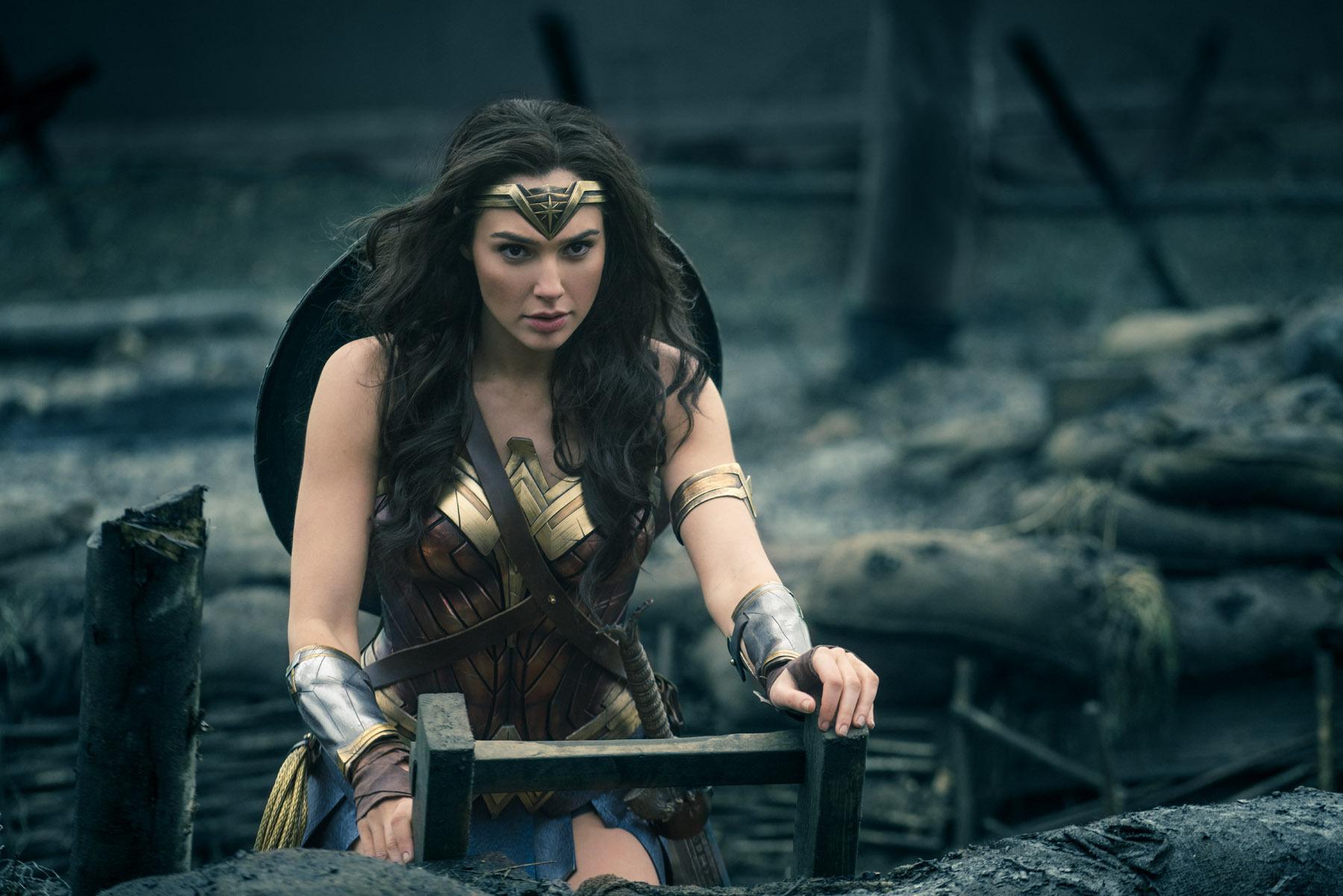 """""""La Mujer Maravilla"""": el respiro de DC"""
