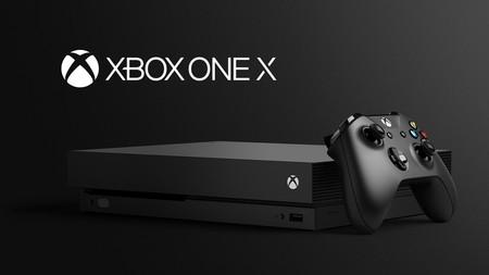 E3 2017: Microsoft anunció la nueva Xbox One X