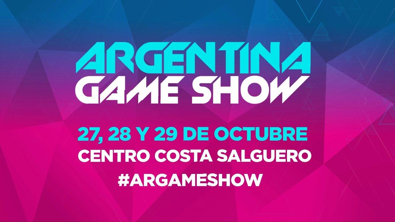 Argentina Game Show 2017: todo lo que tenes que saber de la tercera edición