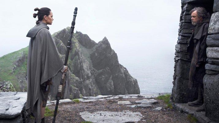 """""""Star Wars: Los últimos Jedi"""": La galaxia brilla más fuerte que nunca"""