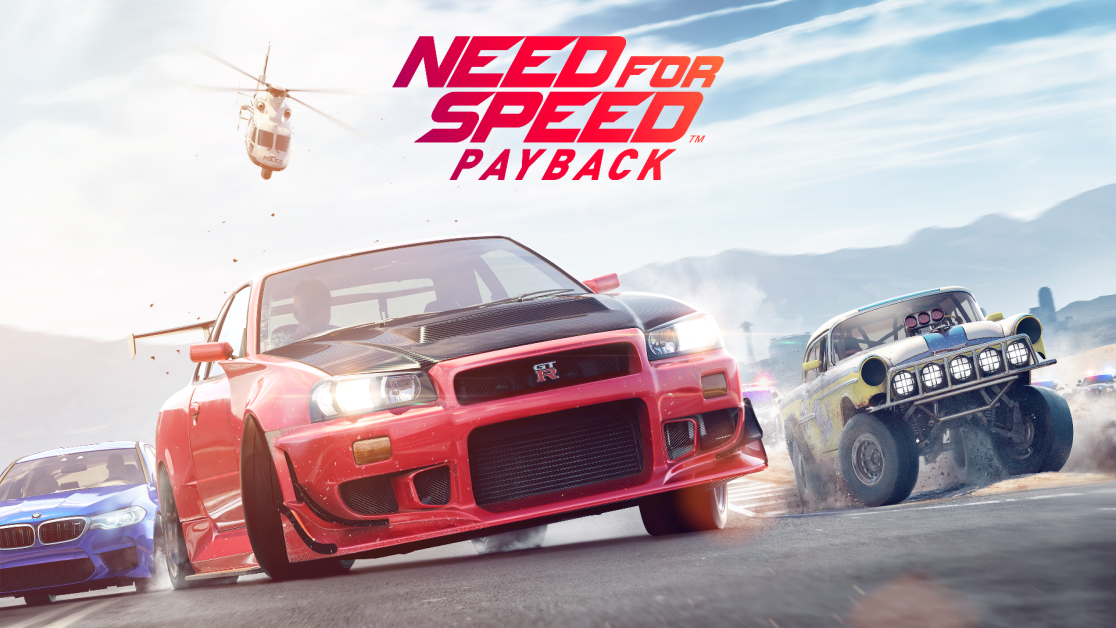 «Need for Speed Payback»: La vuelta de un grande con historia