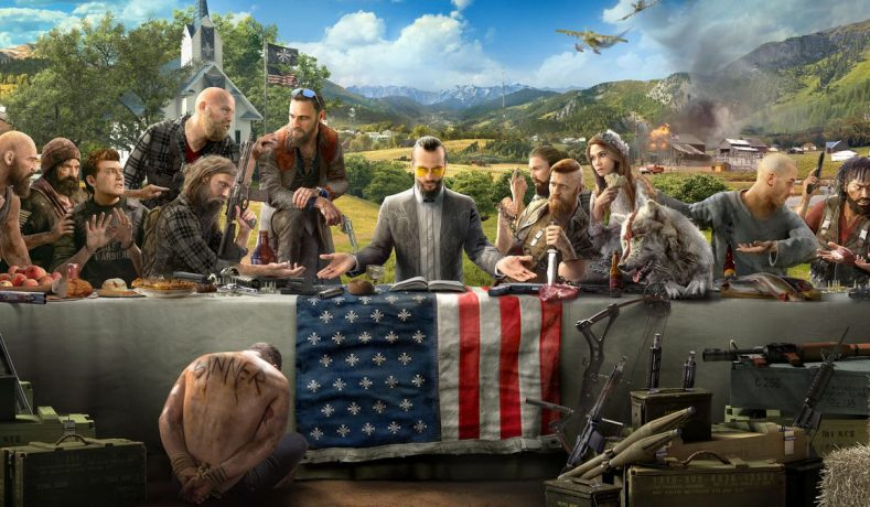 """Far Cry 5"": Alabado sea Joseph"