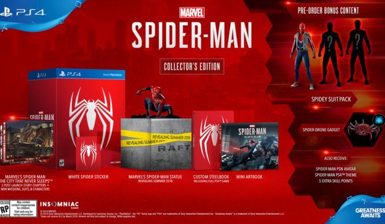 Spider-Man (PS4): Finalmente tiene fecha de Lanzamiento