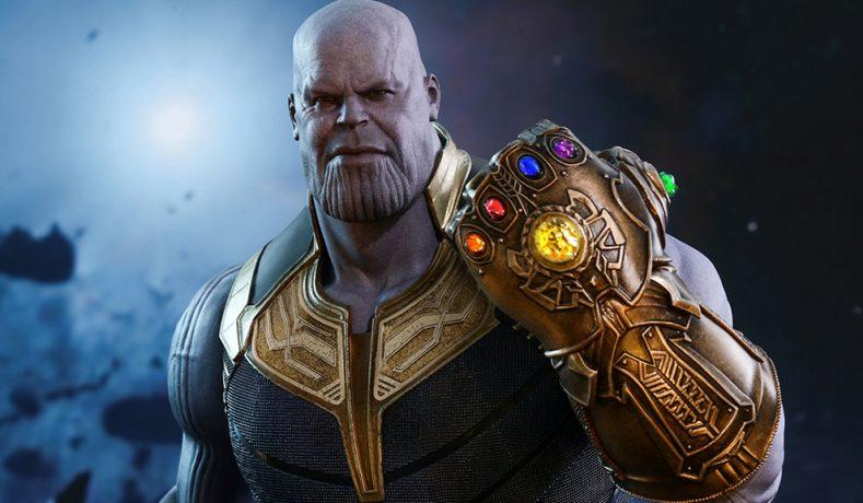 Thanos: posibilidades infinitas de ser el Gran Titán y patear traseros
