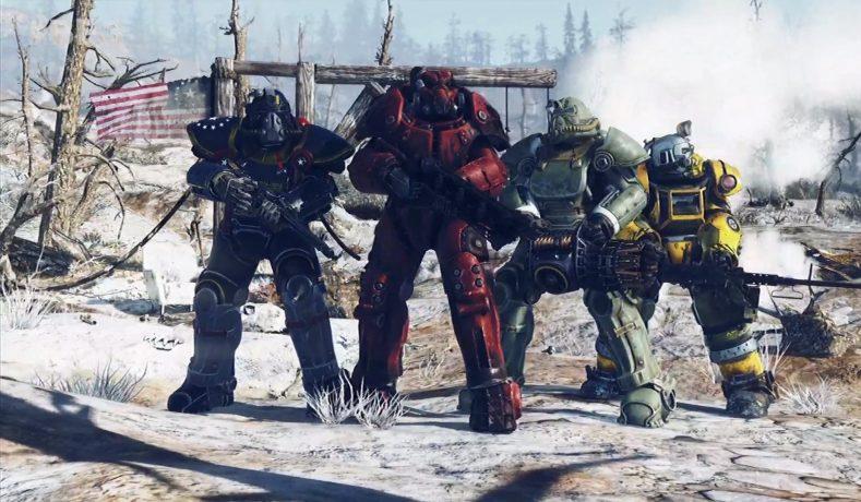 Fallout 76 llega el 14 de noviembre