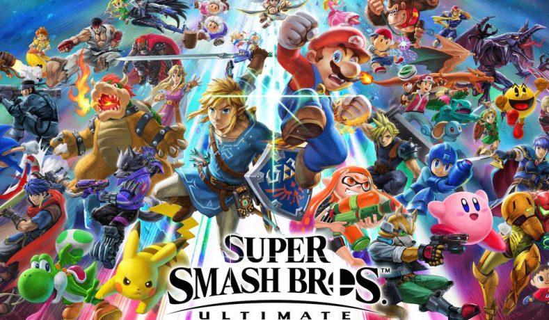 E3 2018: Nintendo y Smash Bros +10