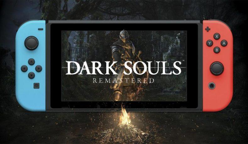 Dark Souls Remastered: Luego del retraso, vuelve a tener fecha en Switch