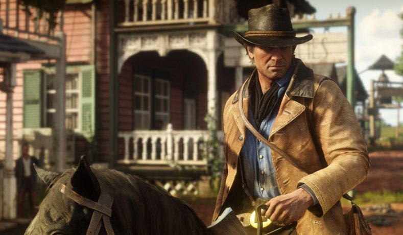 Nuevo trailer de Red Dead Redemption con puro gameplay
