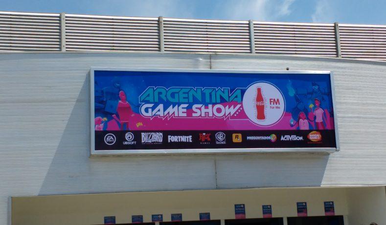 ARGENTINA GAME SHOW 2018: Una más y van…