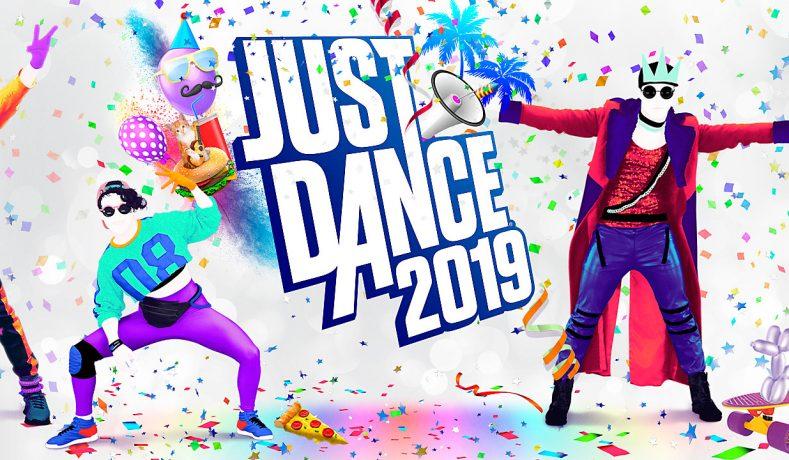 """""""Just Dance 2019"""": Bailando por un píxel"""