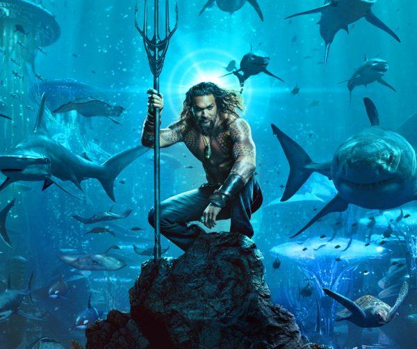 """Aquaman"": Al agua Arthur"