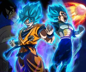 """Dragon Ball Super: Broly"": canon eres mi saiyajin"