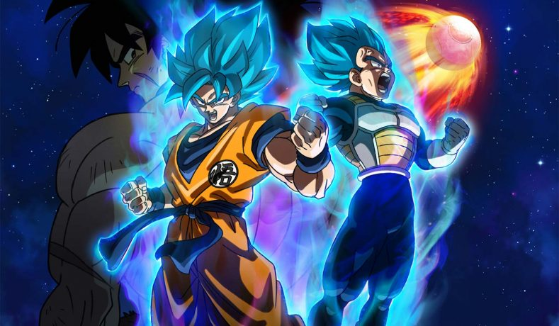 """Dragon Ball Super: Broly"": canon eres mi saiyajin"