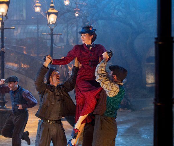 """""""El regreso de Mary Poppins"""": La niñera por excelencia"""