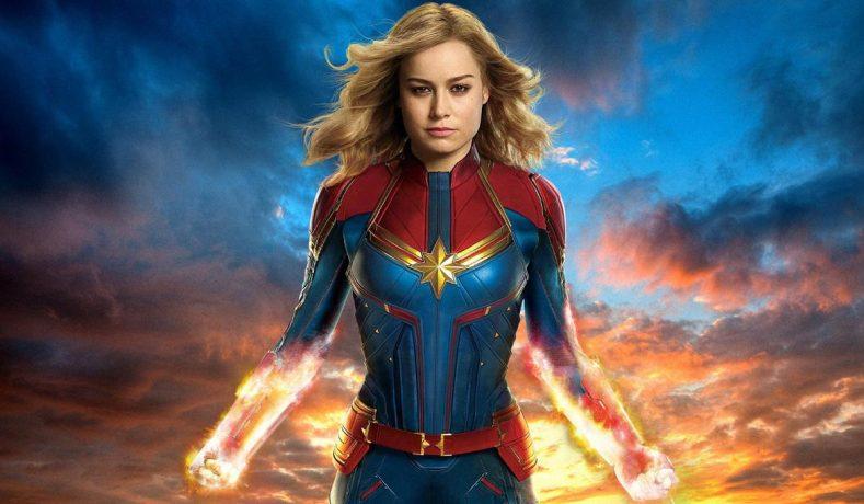 Captain Marvel recibe sus primeras reacciones y son totalmente positivas