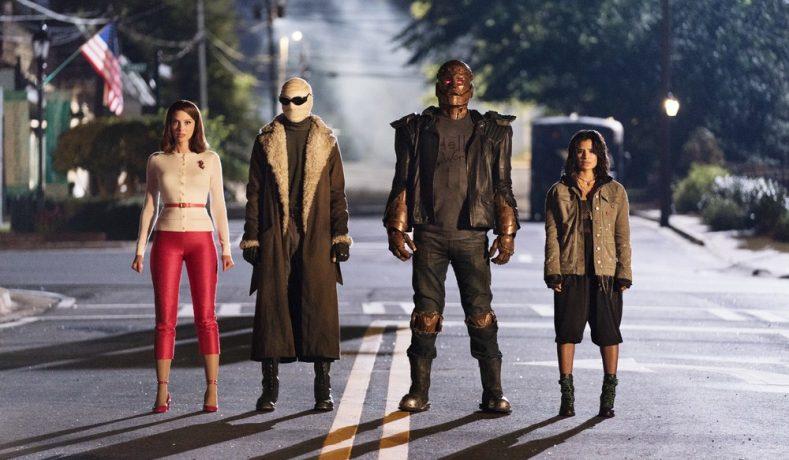 Nuevas imágenes del primer episodio de Doom Patrol