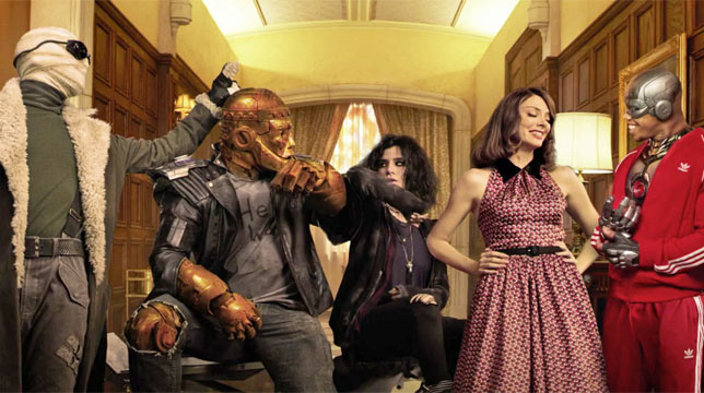 Series Recaps: Doom Patrol 1×01