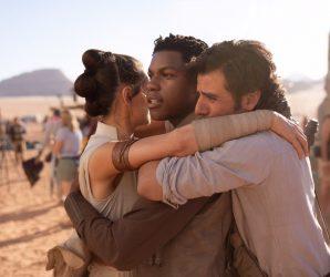 Finalizó el rodaje de Star Wars Episodio 9
