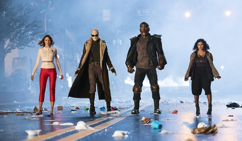 Cyborg y su llegada a Doom Patrol