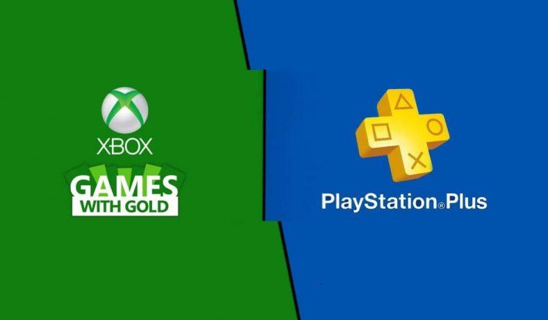 REVELADOS LOS JUEGOS DE PSN PLUS Y XBOX WITH GOLD DE MARZO 2019