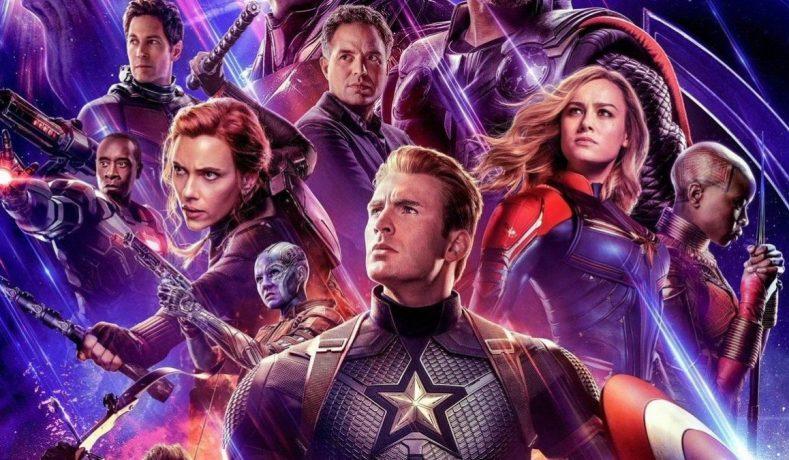 Nueva imagen promocional de Avengers Endgame