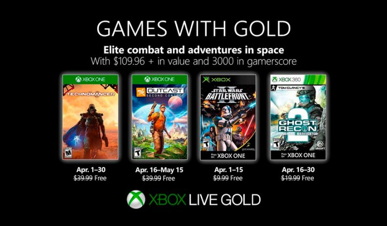 REVELADOS LOS JUEGOS GRATIS PS PLUS Y XBOX WITH GOLD PARA ABRIL 2019