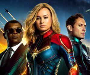 """""""Captain Marvel"""": ¿Llegó la salvación?"""