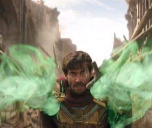 Nuevo vistazo al traje de Mysterio en Spider-Man Far From Home