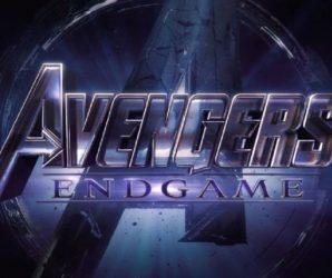 Revelado el primer banner promocional de Avengers End Game