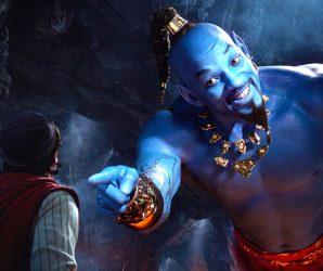 Primer trailer completo de Aladdin y nuevo póster