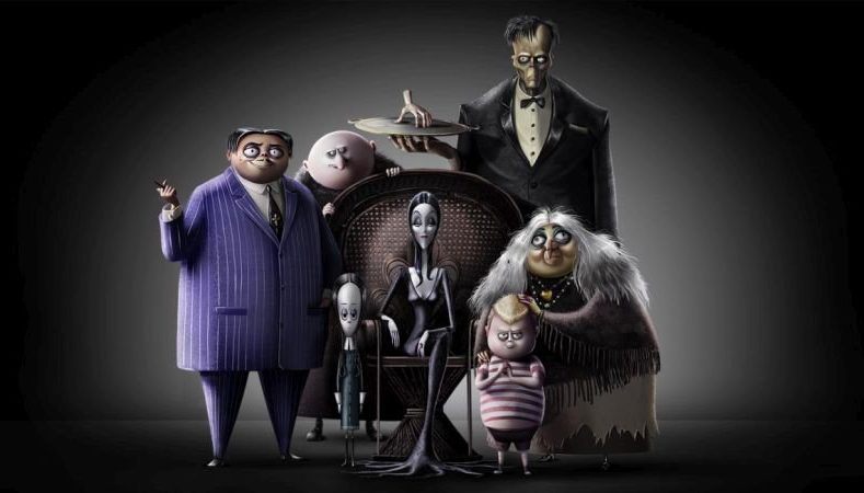 The Addams Family lanza su primer trailer