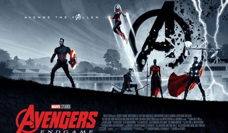 Nuevos posters de Avengers Endgame