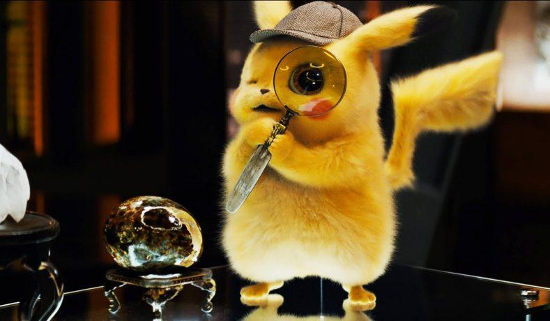 Nuevos posters de Detective Pikachu
