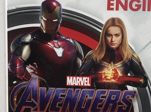 Iron Man y Capitana Marvel unen fuerzas en un nuevo comercial de Avengers Endgame