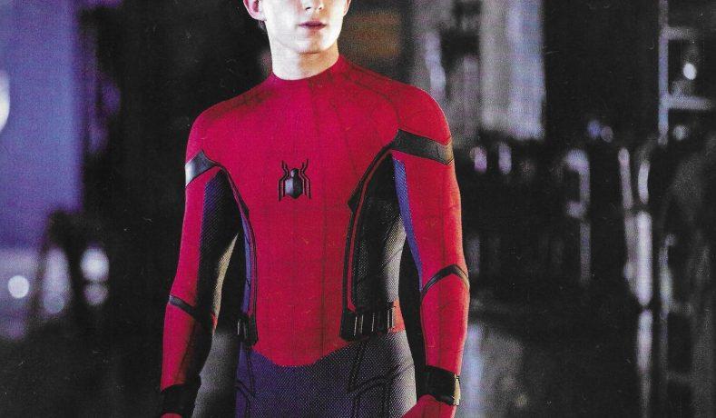 Nuevo póster y nuevas imágenes de Spider-Man Far From Home