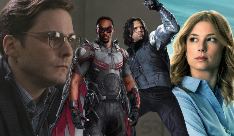 Nuevos detalles sobre «Falcon & The Winter Soldier»