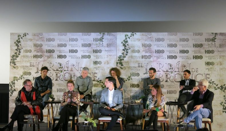 HBO presentó la segunda temporada de «El Jardín de Bronce»