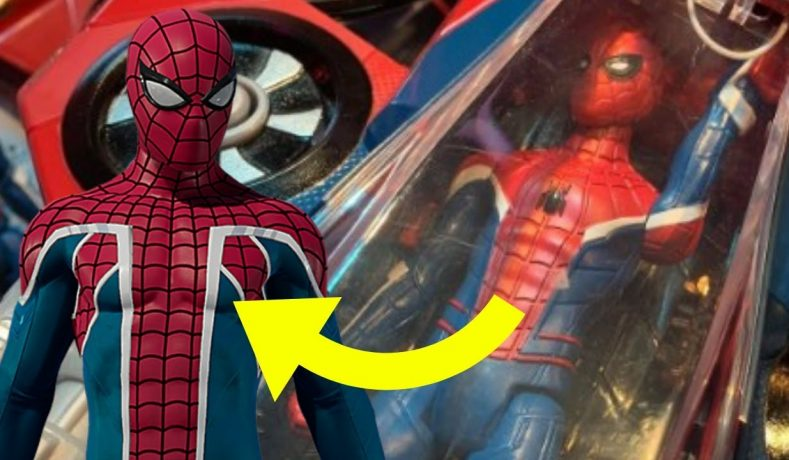 Spider-UK tendrá una aparición en Spider-Man Far From Home? – Toma 5 MCU