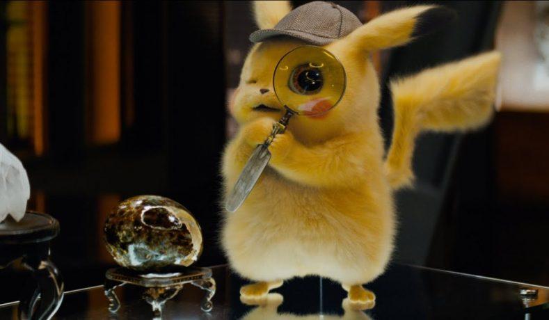 «Detective Pikachu»: Ryan Reynolds yo te elijo para todo!