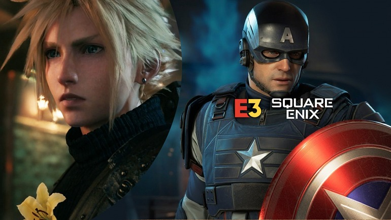 E3 2019 – Resumen de la Conferencia de Prensa de Square Enix
