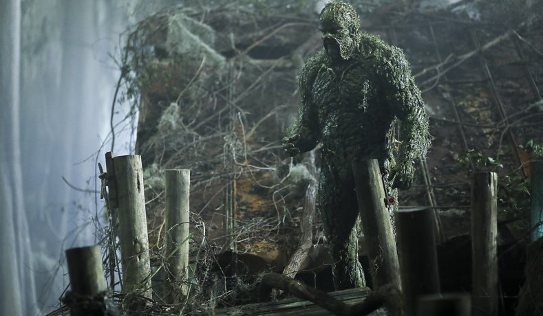 «Swamp Thing 1×01»: Review