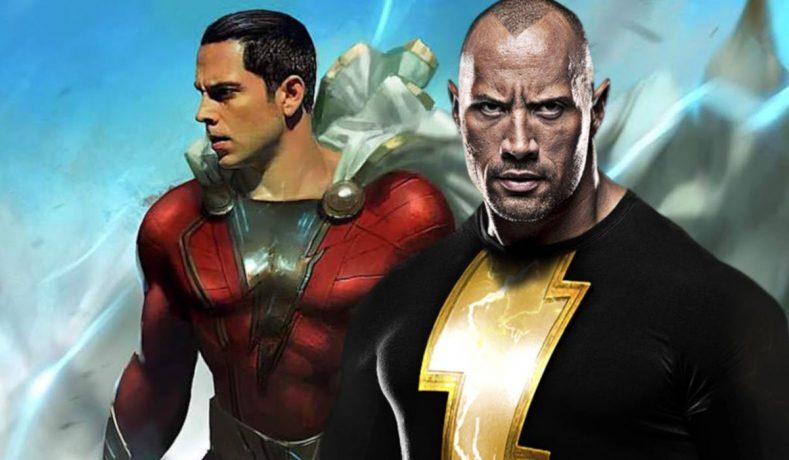 El productor de Black Adam da una actualización sobre la película y el encuentro entre Shazam
