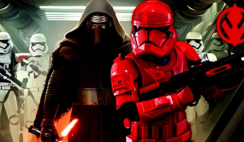 Star Wars: The Rise of Skywalker: Merchandising revela importante detalle sobre los Sith Troopers