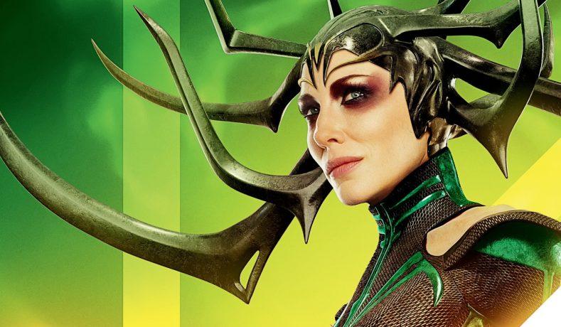 Cate Blanchett esta emocionada por ver a Natalie Portman como Mighty Thor y revela que le gustaría volver como Hela