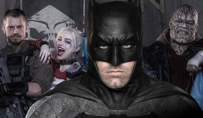 James Gunn habla sobre posible cameo de Batman en The Suicide Squad