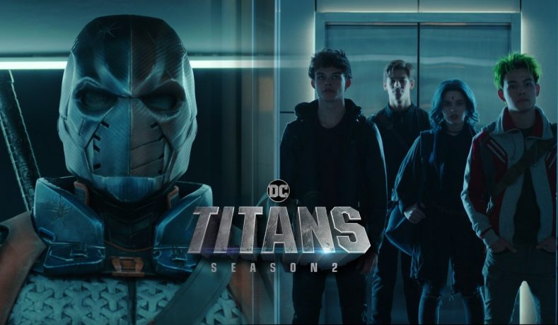 Titans 2×01: Review – «This must be the place»