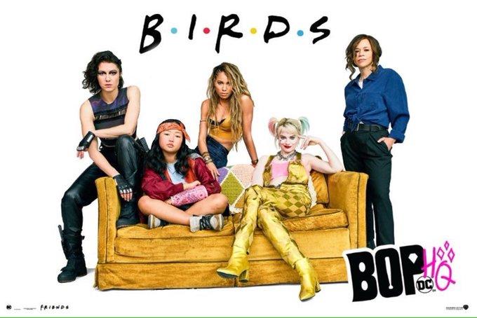 Nueva imagen promocional de Birds Of Prey y nuevo vistazo a los trajes