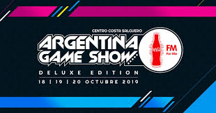 ARGENTINA GAME SHOW 2019! LUCES Y SOMBRAS DEL EVENTO