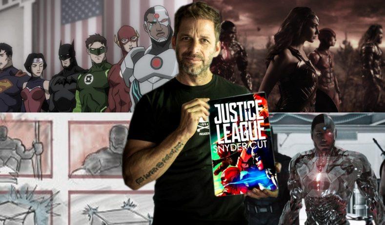 Junkie XL confirma que compuso el soundtrack del Snyder Cut